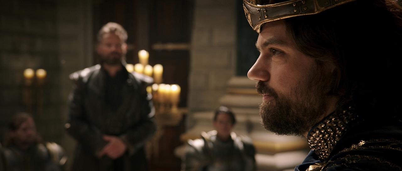 King Llane Wrynn (Dominic Cooper)