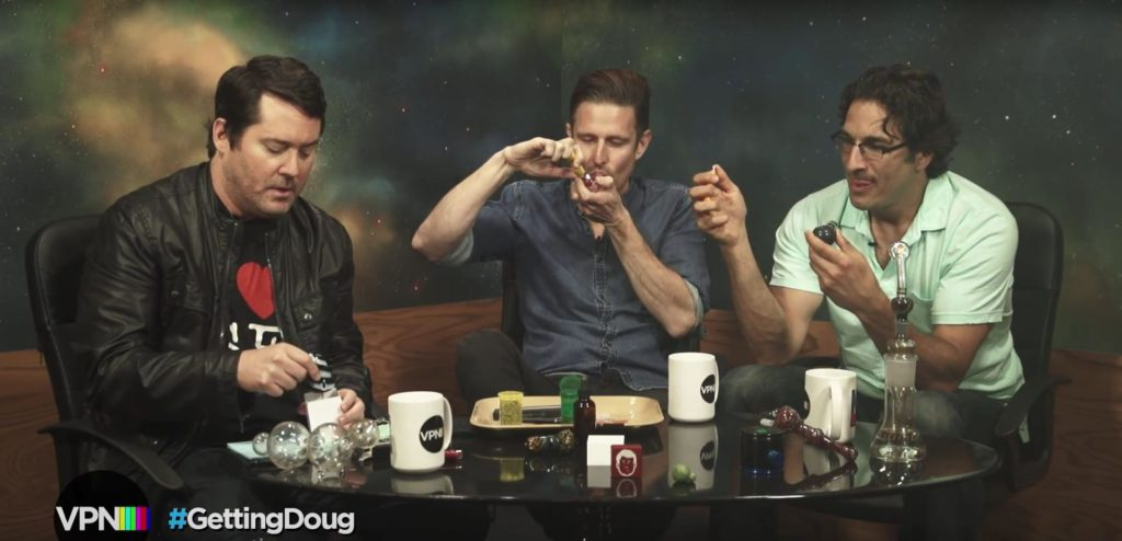 Wil Anderson and Gary Gulman on Getting Doug With High